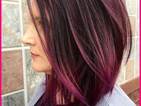 Trendy Quick Natural Hairstyles #Quicknaturalhairstyles Regarding Lavender Balayage For Short A Line Haircuts (View 22 of 25)