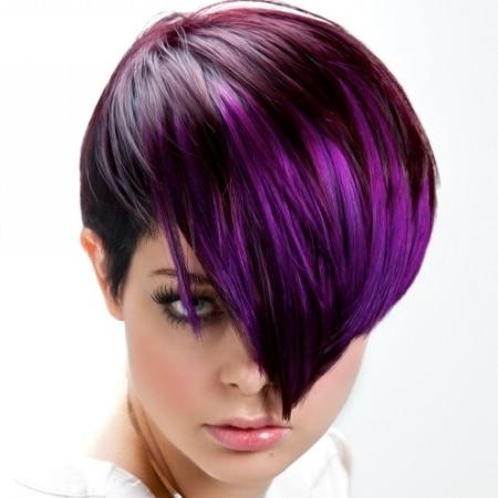 Featured Photo of Short Hairstyles With Delicious Brown Coloring