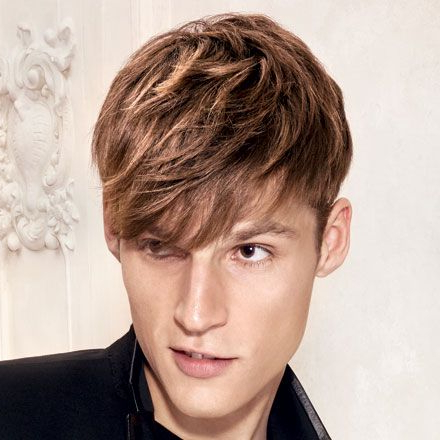 Wella Professionals Lookbook   Popular Hair Color, Men Intended For Short Hairstyles With Delicious Brown Coloring (View 21 of 25)