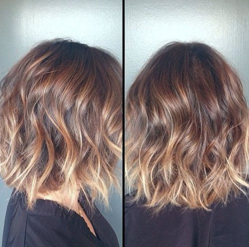 What Is Ombre Hair With Subtle Balayage Highlights For Short Hairstyles (View 11 of 25)