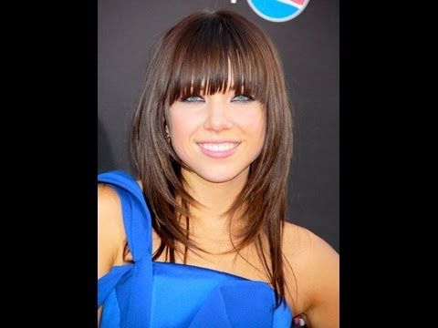 Featured Photo of Long Layers And Face Framing Bangs Hairstyles