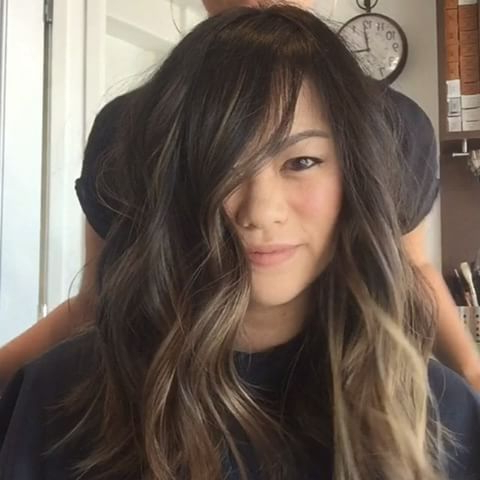Znalezione Obrazy Dla Zapytania Asian Ombre Balayage For Short Bob Hairstyles With Balayage Ombre (View 11 of 25)