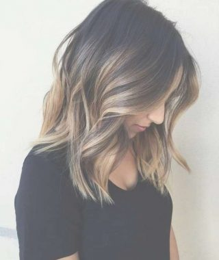 Medium Hairstyles And Colors