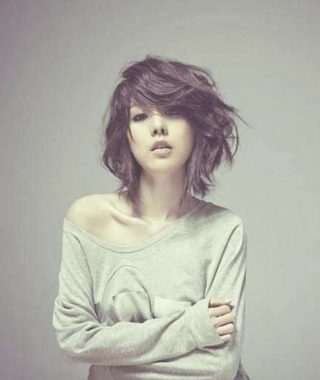 Layered Bob Haircuts For Thick Wavy Hair