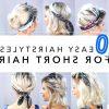 Short Hairstyles With Headband (Photo 1 of 25)