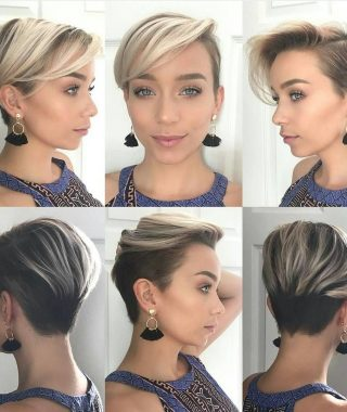 Long Pixie Hairstyles For Fine Hair
