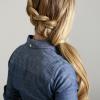 Messy Dutch Braid Ponytail Hairstyles (Photo 21 of 25)