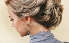 Loose Bun Updo Hairstyles