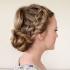 Fishtail Updo Braid Hairstyles