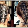 Corset Braided Hairstyles (Photo 9 of 25)