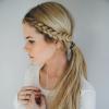 Asymmetrical French Braid Hairstyles (Photo 8 of 25)