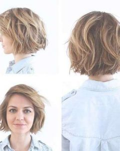 Article: Layered Bob Hairstyles For Fine Wavy Hair
