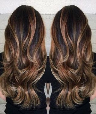 Long Hairstyles And Colors