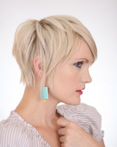 Soft Pixie Bob For Fine Hair