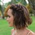 Bohemian Wedding Hairstyles For Short Hair