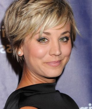 Long Shaggy Pixie Hairstyles