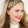 Headband Braided Hairstyles With Long Waves (Photo 7 of 25)