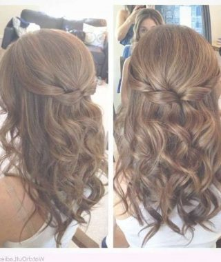 Medium Hairstyles For Homecoming