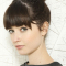 Updos For Medium Hair With Bangs