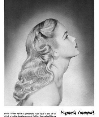 1950S Long Hairstyles