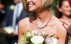 Bob Wedding Hairstyles