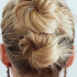 Stacked Buns Updo Hairstyles