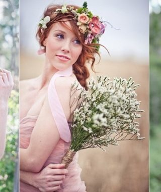 Outdoor Wedding Hairstyles For Bridesmaids