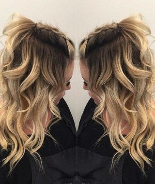 Long Hairstyles For Night Out