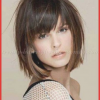 Short Chopped Bob Hairstyles With Straight Bangs (Photo 21 of 25)