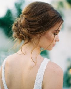 Romantic Updo Hairstyles