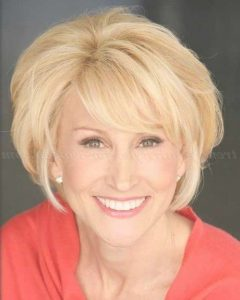 Article Short Bob Hairstyles For Over 50s