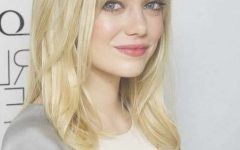 Medium Hairstyles For Fine Hair With Bangs