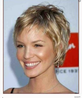Short Hair Style For Women Over 50