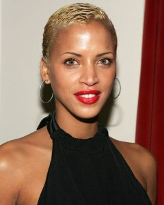 Really Short Haircuts For Black Women