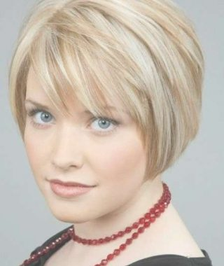 Short Bob Hairstyles With Fringe