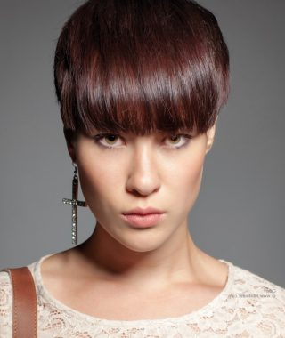 Cute Pixie Hairstyles With Bangs