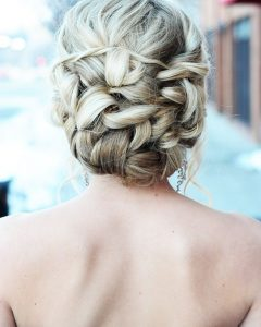 Long Formal Updo Hairstyles