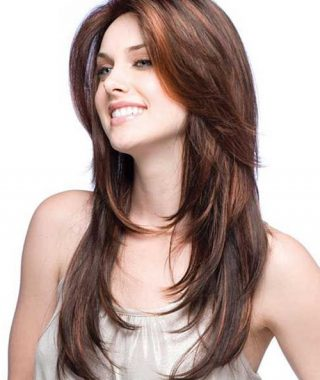 Longer Hairstyles With Feathered Bottom