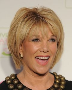 Short And Simple Hairstyles For Women Over 50