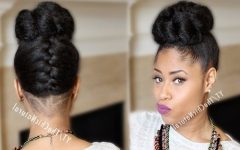 Hair Updos For Black Women