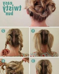 Article easy updos for thin hair you can do yourself easy updos for medium thin hair solutioingenieria Images