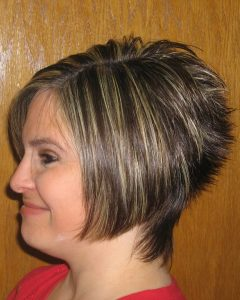 Angled Pixie Bob Haircuts With Layers