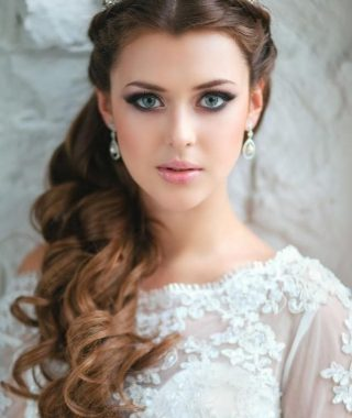 Tiara Wedding Hairstyles
