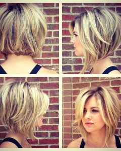 Sassy And Stacked Hairstyles