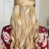 Wrapping Fishtail Braided Hairstyles (Photo 3 of 25)