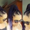 Ponytail Fishtail Braid Hairstyles (Photo 22 of 25)