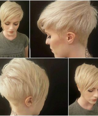 Chic Pixie Hairstyles