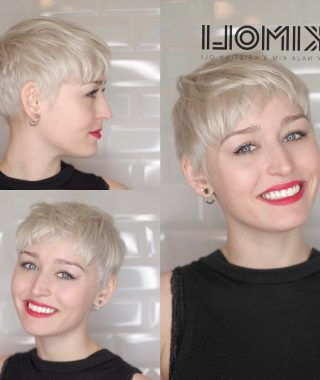 Short Haircuts For Oblong Face