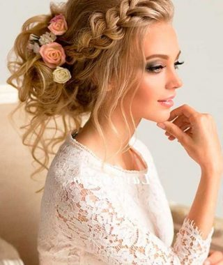 Bridal Wedding Hairstyles