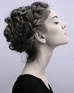 Braided Vintage Hairstyles